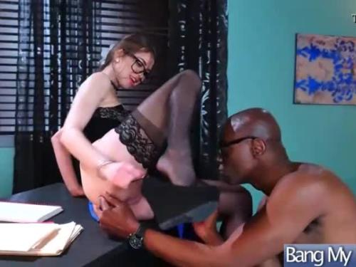 (riley reid) excellent patient come and bang with physician clip-23